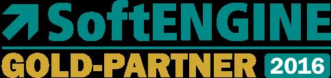 STANDARDSOFTWARE auch 2016 wieder SoftENGINE Gold-Partner