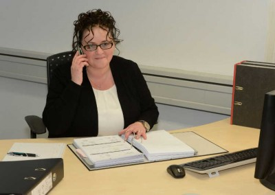 Telefongespräch Frau Schaudt-Coenen